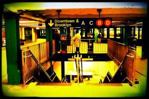hot subway