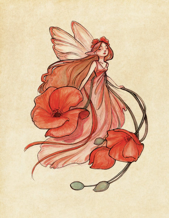 """Poppy Fairy"""