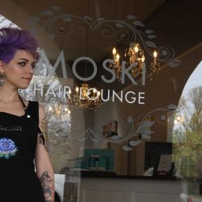 ARTIST SPOTLIGHT: Painter & Cosmetologist MarissaProvost