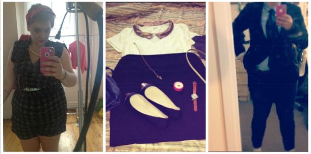 laura's clothes