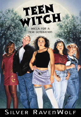 Thank the 90s: Silver Ravenwolf's Teen Witch guide for wannabe witches