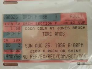 tori-amos-1996-concert stub - ny