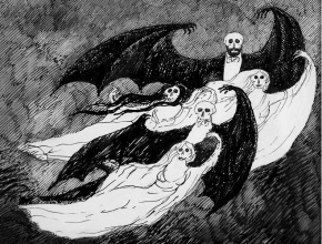 Edward Gorey is My Boyfriend: The Original Goth Illustrator