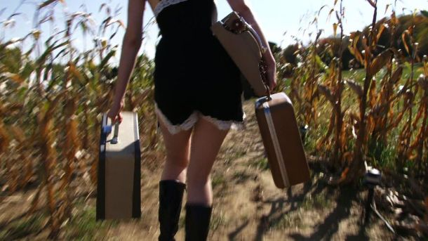 Image: still from Zombie Dream by Blair Murphy