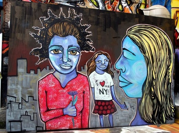 Alice Mizrachi 5Pointz