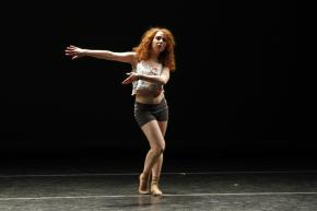 ARTIST SPOTLIGHT: Dancer Lindsey Weaving