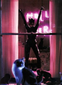Cat Woman Hell Here