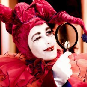 ARTIST SPOTLIGHT: Clown MarinaTsaplina