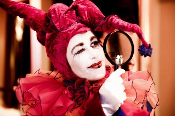 "Marina as her ""Fool"" persona: Jack O'Somebody"