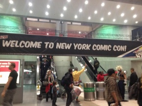 NY COMIC CON: Day 1 Kick Off Show