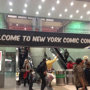 NY COMIC CON: Day 1 Kick OffShow