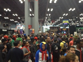 NY COMIC CON: Day 2 In The Center Of Nerd Central!