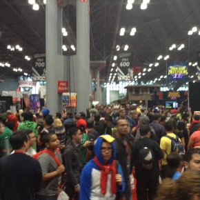 NY COMIC CON: Day 2 In The Center Of NerdCentral!