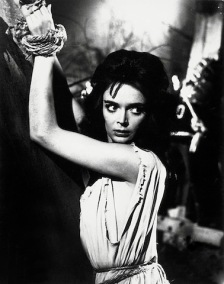 Black Sunday's Exotic Gothic, Barbara Steele