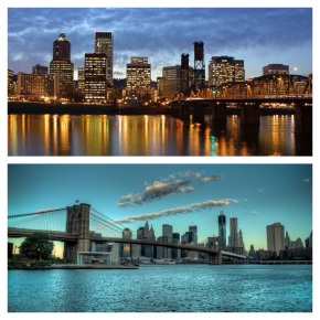 The Best & Worst of NYC & PDX: Why New Yorkers Are Flocking Here & Why I'm Saying Goodbye