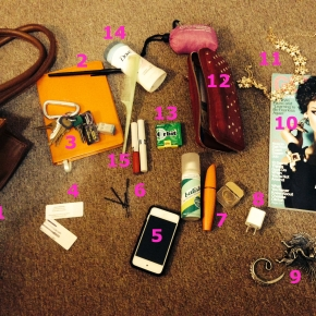 What's In My Bag: A Busybody's Guide To Carrying ItAll