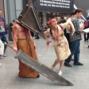 NY Comic Con: Cosplay Roundup To Inspire You This Halloween