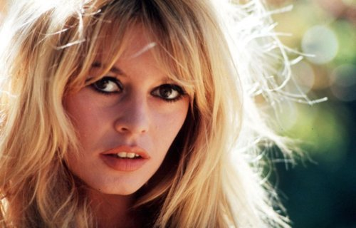 Obviously we all want Bardot hair. Here's how!