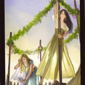 Weekly Tarot With Tif: Inspired Service To Self And Others