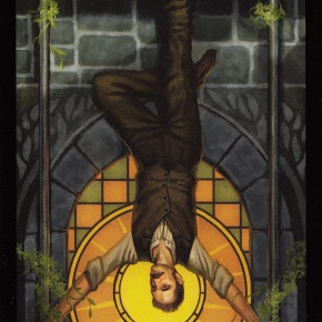Weekly Tarot With Tif: Squashed Up Against A Wall
