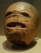Like this terrifying turnip.