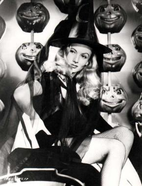 A Halloween Tribute To Veronica Lake
