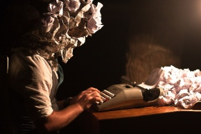 Anxieties of the Lady Writer: NaNoWriMo Day1