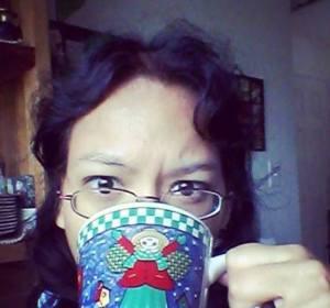 As I sip my tea, I destroy your world...