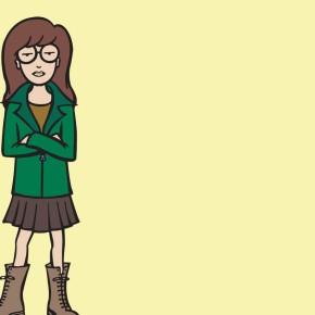 My Winter Style Icon:Daria