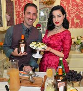 Throw A Party Like Dita Von Teese