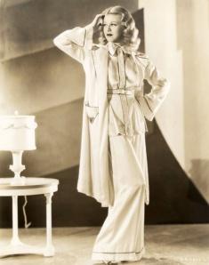 Dita's Inspiration, 1940s pajama gowns