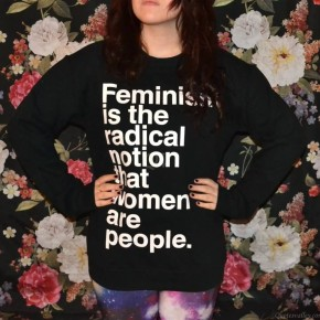 "Pretty <i>Feministy:</i> Dropping The ""Feminist"" Bomb On ADate"