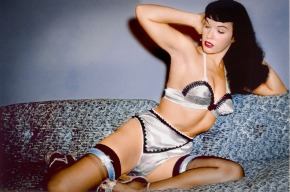 "ARTIST SPOTLIGHT: Mark Mori of ""Bettie Page Reveals All"""