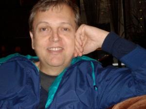 "Mark Mori, director of ""Bettie Page Reveals All"""