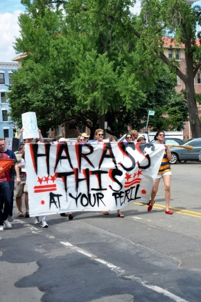 How Do YOU React To Street Harassment? (Survey!)