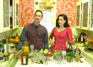 Inside Dita's Kitchen