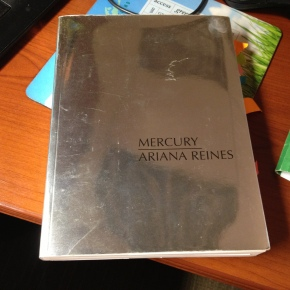 Ariana Reines' Poetry: Mercury – Shimmering Poison