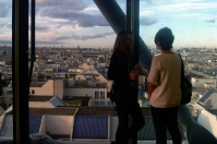 Le Centre Pompidou, Paris