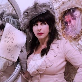 Great Artists Don't Kiss Ass: A Portrait Of ColetteLumiere