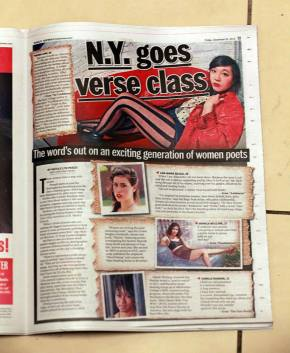 Poets In Blameful Bodies: A Response To NY Daily News Poetry Feature Reactions