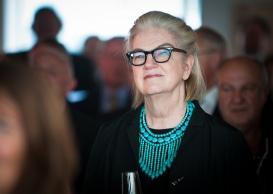 Marjorie Scardino, Twitter Board Member