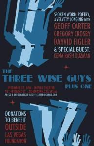 three wise guys dena poster