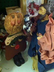 unhappy-flat-face-joseph-creepy-vintage-christmas-crap