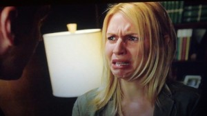 Cry face.